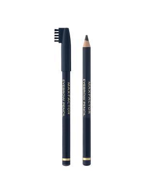 Карандаш для бровей Max Factor Eyebrow Pencil, тон  01. Цвет: антрацитовый