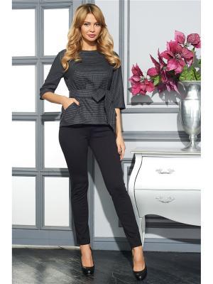 Блуза Vittoria Vicci. Цвет: черный