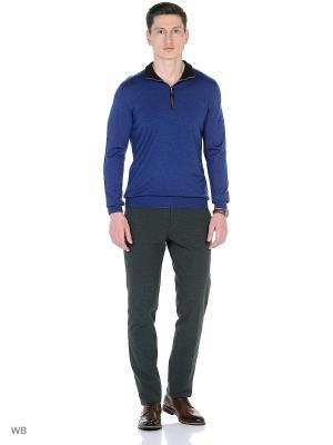 Пуловер Svevo. Цвет: синий