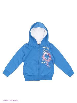 Толстовка детская MARIONS. Цвет: синий