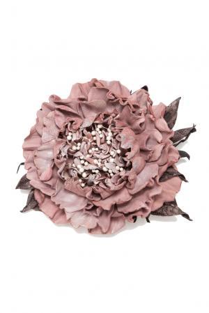 Брошь 156714 Shams. Цвет: розовый