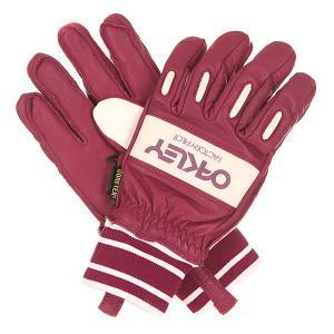 Перчатки сноубордические  Factory Winter Glove Magenta Purple Oakley. Цвет: фиолетовый