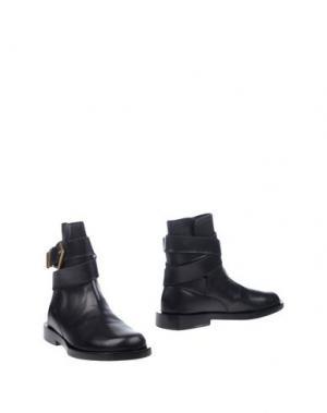 Полусапоги и высокие ботинки ACHILLES ION GABRIEL. Цвет: черный