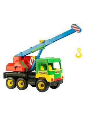 Middle truck кран ТИГРЕС. Цвет: желтый, синий, зеленый, красный