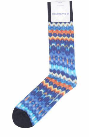 Хлопковые носки Fashion Burlington. Цвет: разноцветный