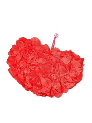 Сувенир (Сердце на присоске) Happy Charms Family. Цвет: красный