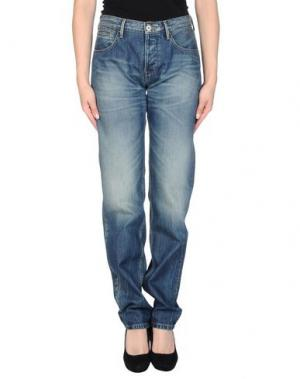 Джинсовые брюки TWENTY8TWELVE. Цвет: синий