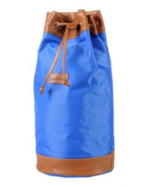 Рюкзаки и сумки на пояс SIMONA MARTINI. Цвет: ярко-синий