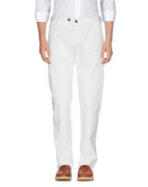 Повседневные брюки J.W. BRINE. Цвет: белый