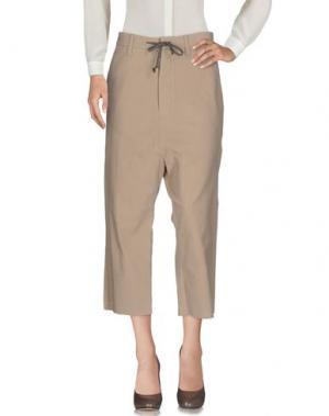 Повседневные брюки L.G.B.. Цвет: бежевый