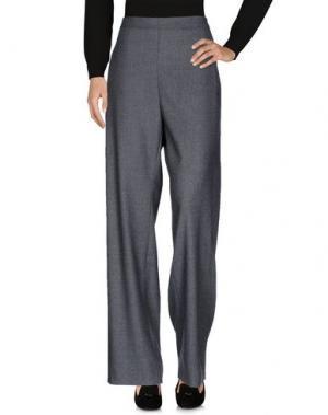 Повседневные брюки ANGEL SCHLESSER. Цвет: серый