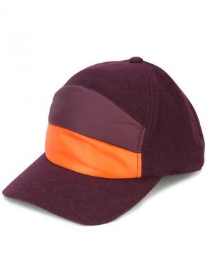 Бейсбольная кепка Fenty X Puma. Цвет: розовый и фиолетовый