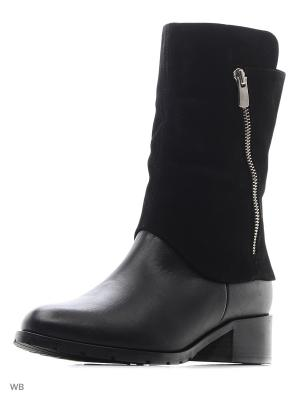 Ботинки Roccol. Цвет: черный