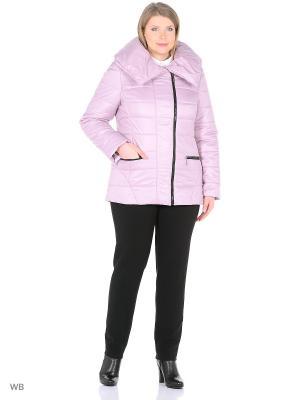 Куртка CLAIR. Цвет: розовый