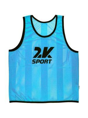 Майка спортивная 2K. Цвет: голубой