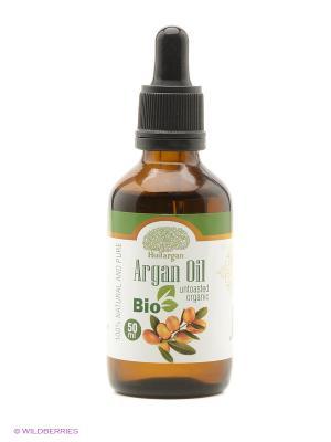 Аргановое масло Huilargan 50мл. Цвет: желтый