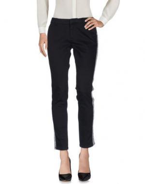 Повседневные брюки SUPERPANTS. Цвет: черный