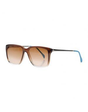 Солнечные очки SHERIFF & CHERRY. Цвет: какао