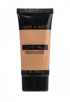 Тональное средство Wet n Wild. Цвет: бежевый