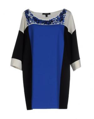 Блузка CHIARA D'ESTE. Цвет: синий