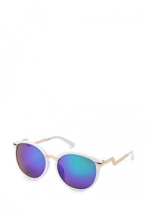 Очки солнцезащитные Visionmania. Цвет: белый