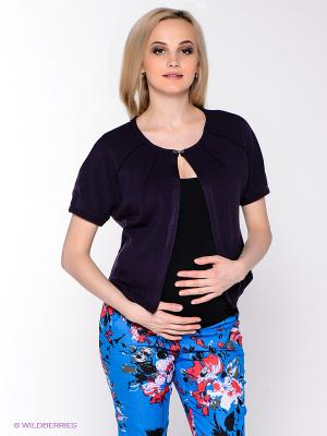 Накидка для беременных 40 недель. Цвет: фиолетовый