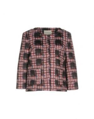 Пиджак L' AUTRE CHOSE. Цвет: баклажанный