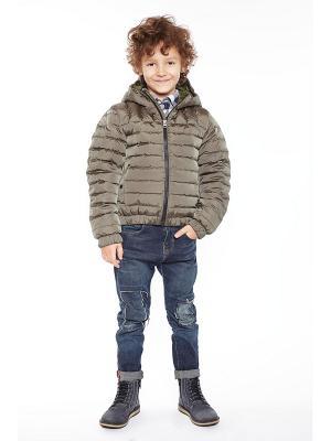 Куртка Sartis. Цвет: хаки