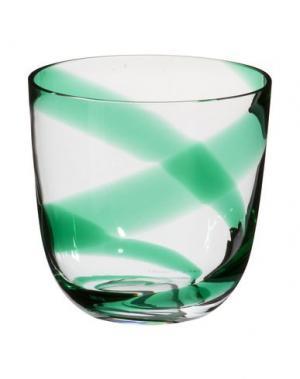Стакан CARLO MORETTI. Цвет: зеленый