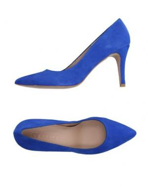 Туфли ANCARANI. Цвет: синий