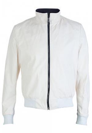 Куртка FONTANELLI. Цвет: белый