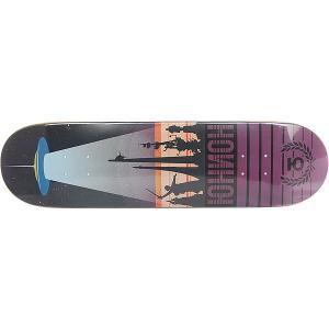 Дека для скейтборда  Monuments Multi 31.75 x 8.125 (20.6 см) Юнион. Цвет: мультиколор