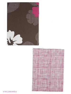 Комплект постельного белья ALTINBASAK. Цвет: малиновый