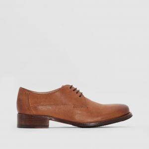 Ботинки-дерби  TOMINA LUCA CLARKS. Цвет: темно-бежевый