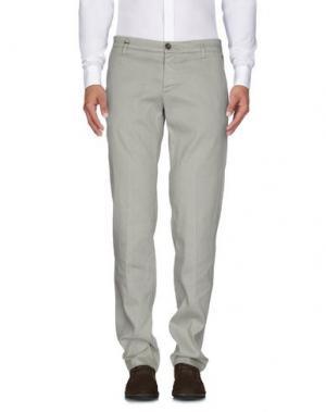 Повседневные брюки AR AND J. Цвет: светло-зеленый