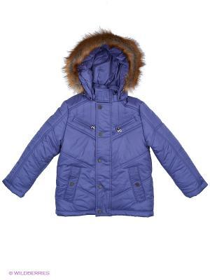 Куртка Вадим Аксарт. Цвет: темно-синий, фиолетовый