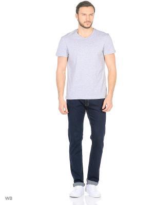 Мужские джинсы LTB. Цвет: темно-синий