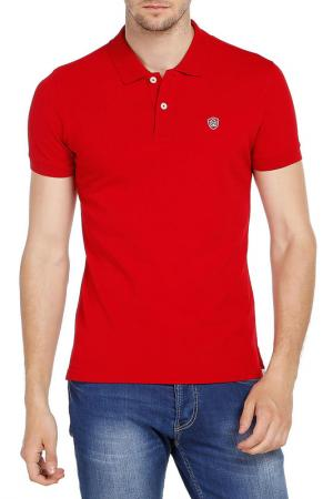 POLO T-SHIRT Galvanni. Цвет: red