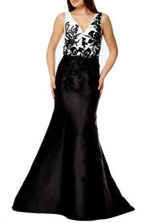 Платье Dynasty. Цвет: black and white