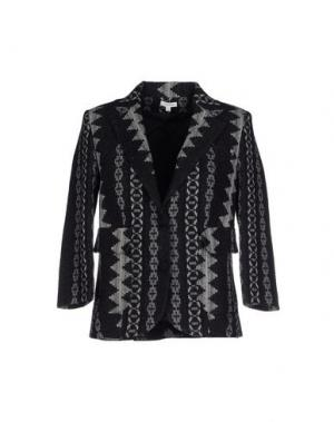 Пиджак MANOUSH. Цвет: черный