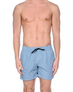 Шорты для плавания RRD. Цвет: грифельно-синий