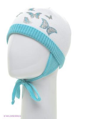 Шапка Totti. Цвет: белый, голубой