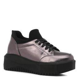 Ботинки  103-6 фиолетово-серый NURIA