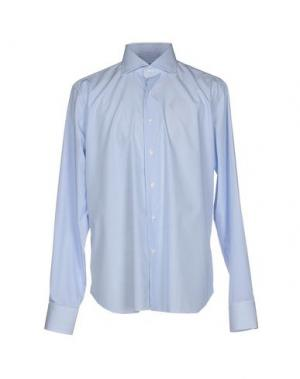 Pубашка SONRISA. Цвет: небесно-голубой
