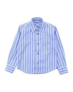 Pубашка EDDIE PEN. Цвет: лазурный