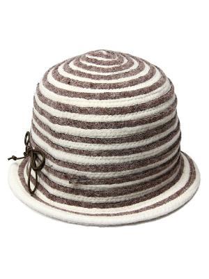 Шляпа Venera. Цвет: бежевый