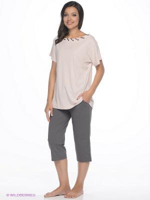Комплект одежды RELAX MODE. Цвет: серый