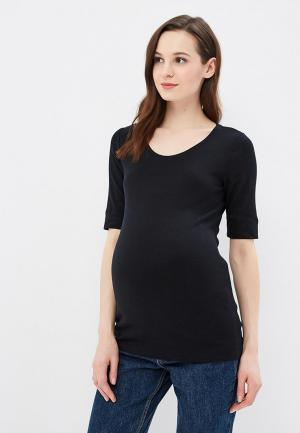 Рубашка Gap Maternity. Цвет: черный