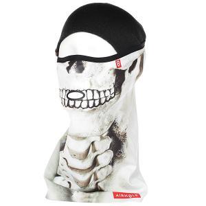 Шарф труба  Airtube Ergo Drytech Skull Airhole. Цвет: мультиколор