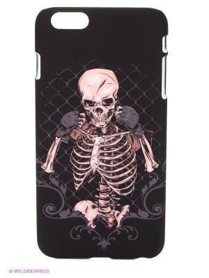 Чехол для iPhone 6 plus WB. Цвет: черный, розовый